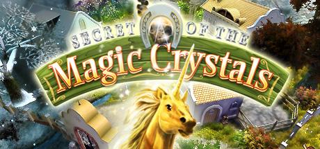 Secret of the Magic Crystal Banner
