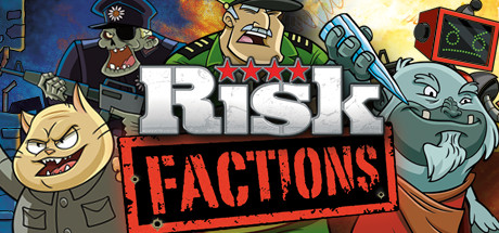 RISK Factions Banner