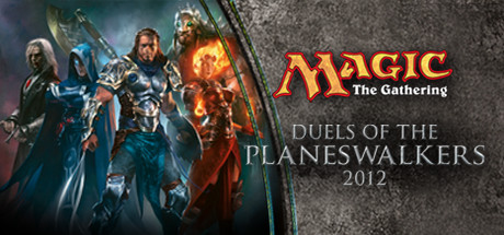 Magic: The Gathering — Duels of the Planeswalkers 2012 Banner