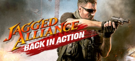 Jagged Alliance - Back in Action Banner