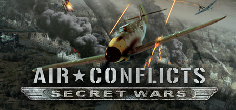 Air Conflicts - Secret Wars Banner