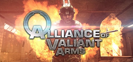A.V.A - Alliance of Valiant Arms Banner