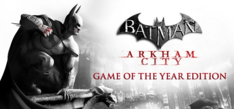 Batman: Arkham City GOTY Banner