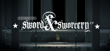 Superbrothers: Sword & Sworcery EP Banner