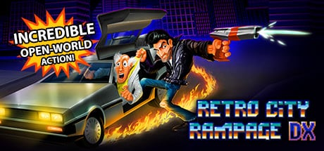 Retro City Rampage™ DX Banner