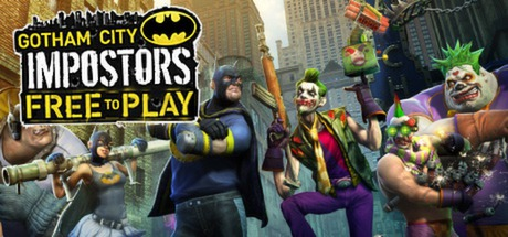 Gotham City Impostors: Free To Play Banner