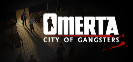 Omerta - City of Gangsters Banner