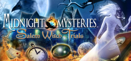 Midnight Mysteries: Salem Witch Trials Banner