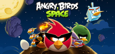 Angry Birds Space Banner