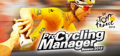 Pro Cycling Manager 2012 Banner
