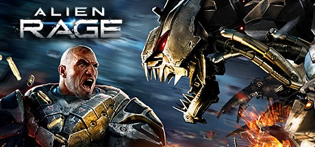 Alien Rage - Unlimited Banner