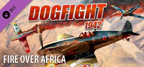 Dogfight 1942 Fire over Africa Banner
