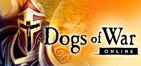 Dogs of War Online - Beta Banner