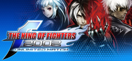 THE KING OF FIGHTERS 2002 UNLIMITED MATCH Banner