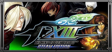 The King of Fighters XIII: Steam Edition Banner