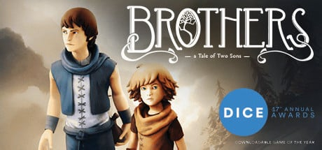 Brothers - A Tale of Two Sons Banner