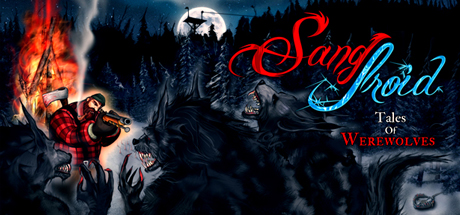 Sang-Froid - Tales of Werewolves Banner