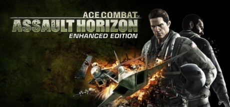 ACE COMBAT™ ASSAULT HORIZON Enhanced Edition Banner
