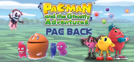 PAC-MAN™ and the Ghostly Adventures Banner