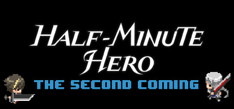 Half Minute Hero: The Second Coming Banner