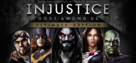 Injustice: Gods Among Us Ultimate Edition Banner