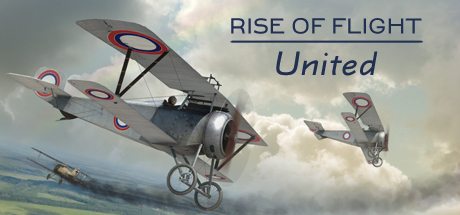 Rise of Flight United Banner