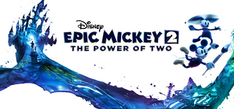 Disney Epic Mickey 2 Banner