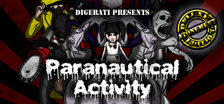 Paranautical Activity: Deluxe Atonement Edition Banner