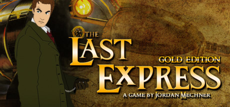The Last Express Gold Edition Banner