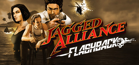 Jagged Alliance Flashback Banner