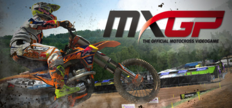 MXGP - The Official Motocross Videogame Banner