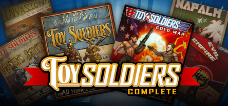 Toy Soldiers: Complete Banner