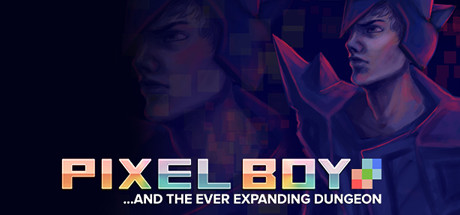 Pixel Boy and the Ever Expanding Dungeon Banner