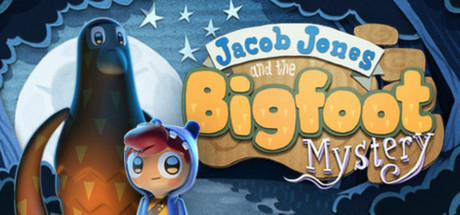 Jacob Jones and the Bigfoot Mystery : Episode 1 Banner