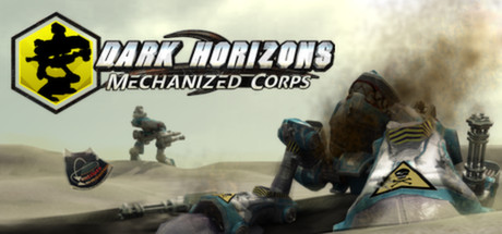 Dark Horizons: Mechanized Corps Banner
