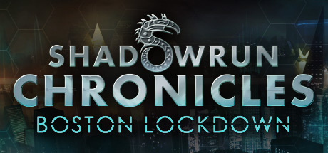Shadowrun Chronicles - Boston Lockdown Banner