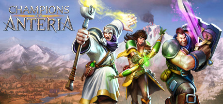 Champions of Anteria Banner