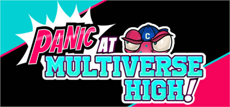 PANIC at Multiverse High! Banner