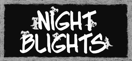 Night Blights Banner