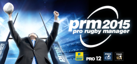 Pro Rugby Manager 2015 Banner