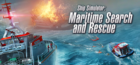 Ship Simulator: Maritime Search and Rescue Banner