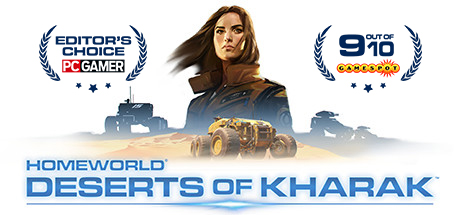Homeworld: Deserts of Kharak Banner