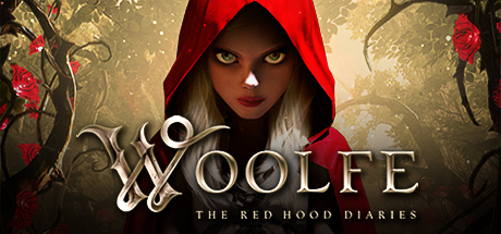 Woolfe - The Red Hood Diaries Banner