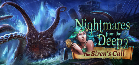 Nightmares from the Deep 2: The Siren`s Call Banner