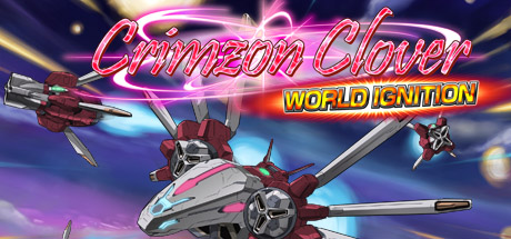 Crimzon Clover  WORLD IGNITION Banner
