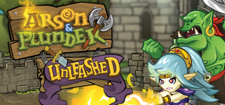 Arson & Plunder: Unleashed Banner