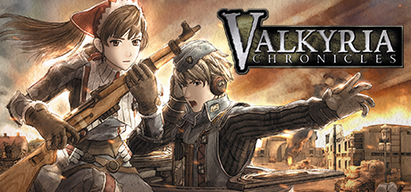 Valkyria Chronicles™ Banner