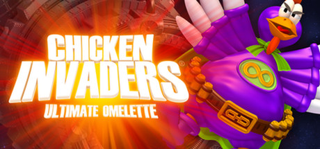 Chicken Invaders 4 Banner