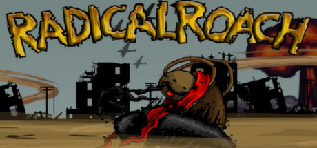 RADical ROACH Deluxe Edition Banner