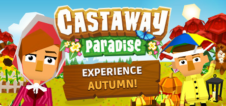 Castaway Paradise Banner